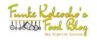 Funke Koleosho's New Nigeria Cuisine