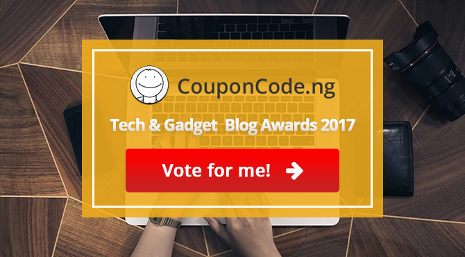 Tech & Gadget Blog Awards 2017