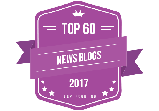 Top 60 News Blogs 2017