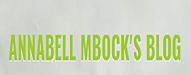 annabell mbock blog
