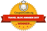 Travel Blog Awards 2017 – Winner
