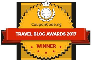 Travel Blog Awards 2017 – Winner