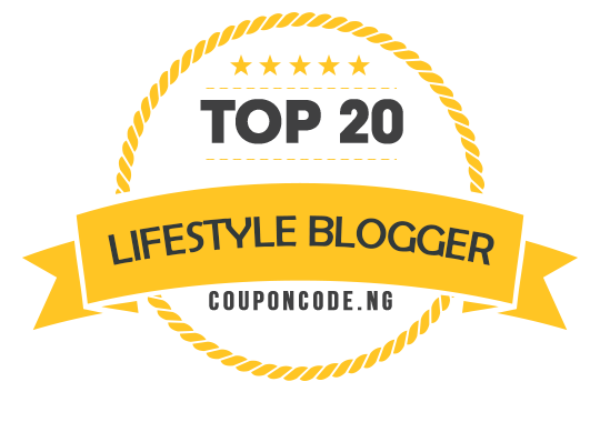 Banners for Top 20 Blogs Lifestyle