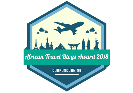 Banners for Africa Travel Blogs Award 2018