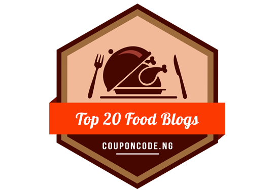 Banners for Top 20 Food Blogs