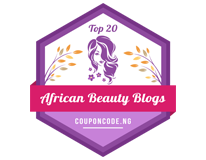 Banners for Top20 African Beauty Blogs