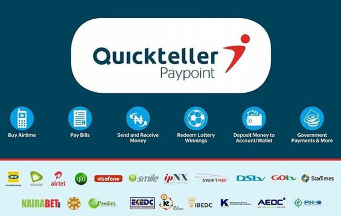 quickteller recharge online