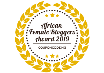 Banners for African Female Bloggers Award 2019