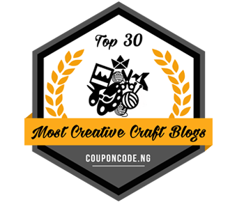 Banners for Top 30 Most Creative Craft Blogs