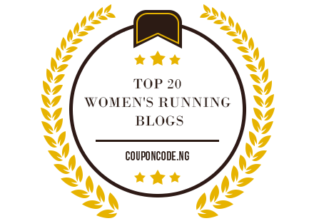 Banners for Top 20 Women's Running Blogs