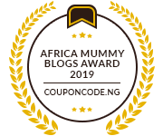 Banners for Africa Mummy Blogs Award 2019