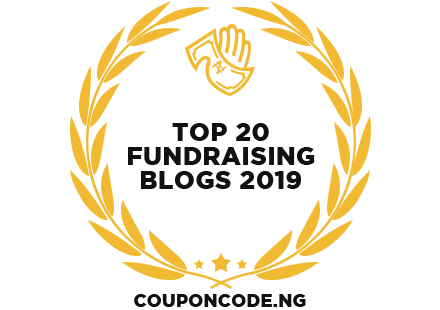 Banners for Top 20 Fundraising Blogs 2019